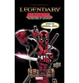 Upper Deck Legendary Small Box Expansion  Marvel Deadpool
