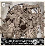 Steamforged Steamforged Guild Ball Morticians Guild: The Master of Puppets