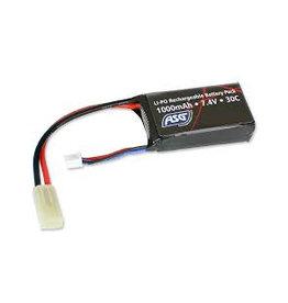 ASG ASG Lipo for HPA 7.4v 250mah 20C
