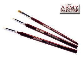 Army Painter Army Painter- Starter Brush Set 3 Brushes