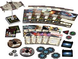 Fantasy Flight Scurgg H6 Bomber Expansion Pack Xwing