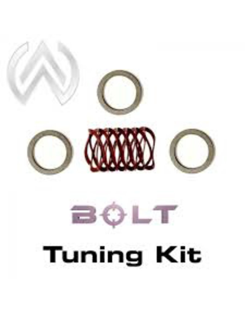 Wolverine Wolverine Bolt tuning includes 3 shims and HP Spring