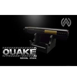 Wolverine Wolverine Quake Stock with control board and Repear Spartan Edition