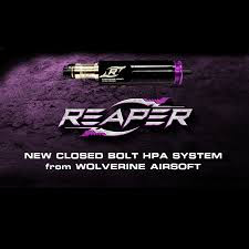 Wolverine Wolverine Reaper V2 cylinder Electro Mechanical Edition