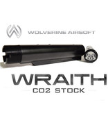 Wolverine Wolverine Wraith: CO2 Stock Platform for A&K SR25.
