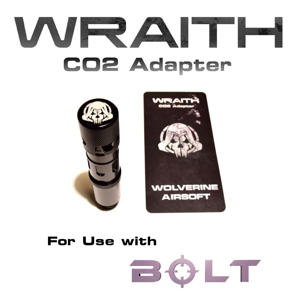 Wolverine Wolverine Wraith CO2 Adapter