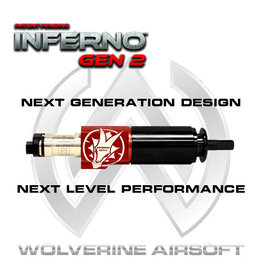 Wolverine Inferno Gen2 V2 with Premium Electronics