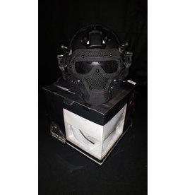 Big Foot Helmet System (Complete High Version PJ Black)