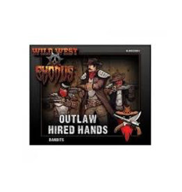 Warcradle Outlaw Bandits Box (Hired Hands)