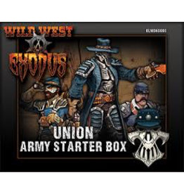 Warcradle Wild West Exodus Union Armored Guards Box