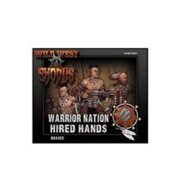 Warcradle Warrior Nation Braves Box (Hired Hands)