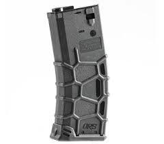 VFC VFC QRS 120rds Mid-Cap Magazine for VFC Avalon VR16 & M4 Series in Black