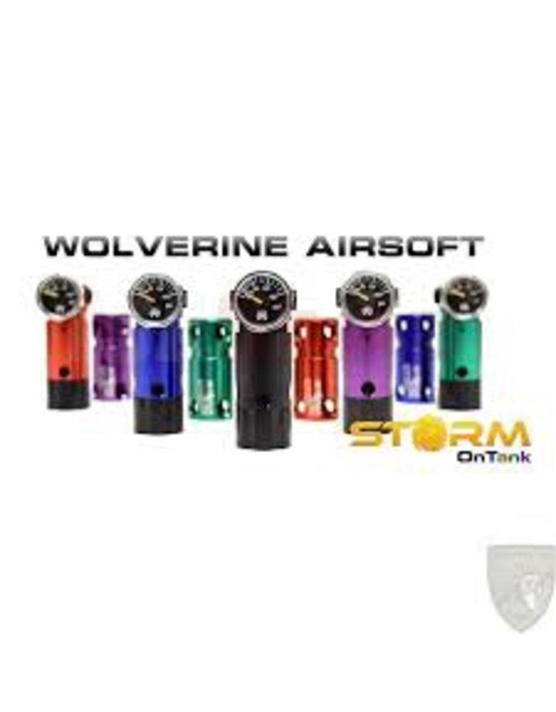 Wolverine Wolverine Storm Regulator with flex line Purple