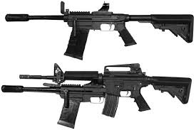 PPS XM26 Stand Alone Gas shotgun (m4/m16 mountable)