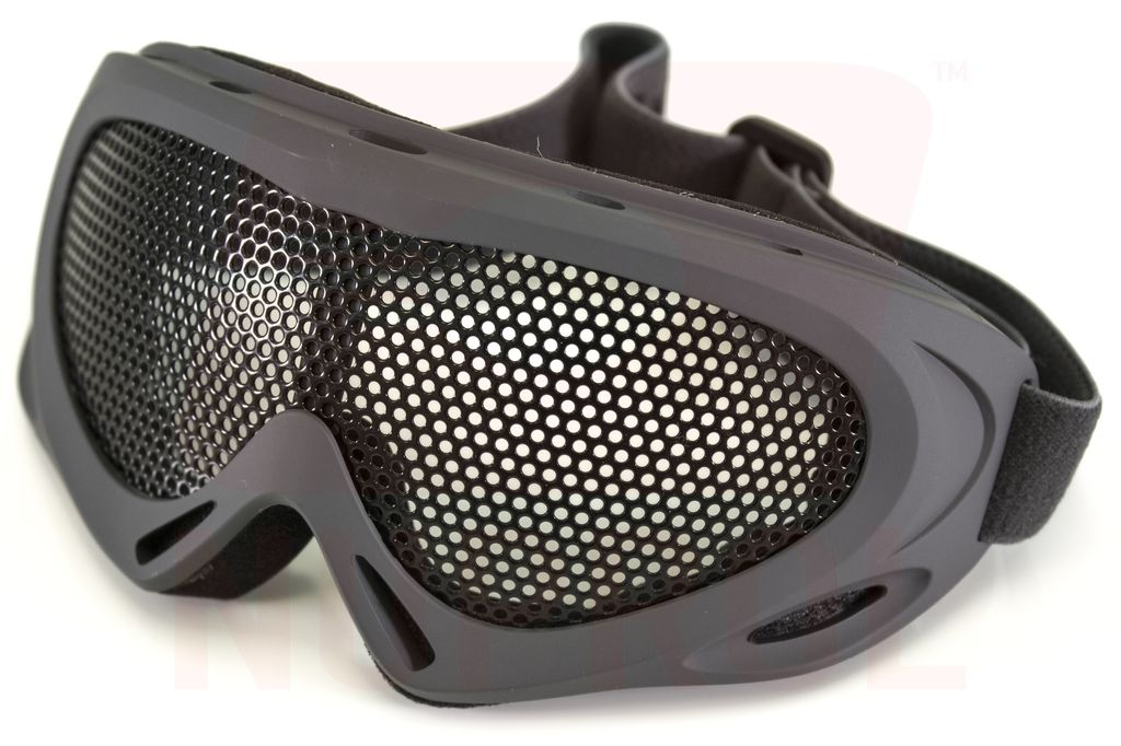 Nuprol Nuprol Pro Mesh Eye Protection (Large) - In Grey