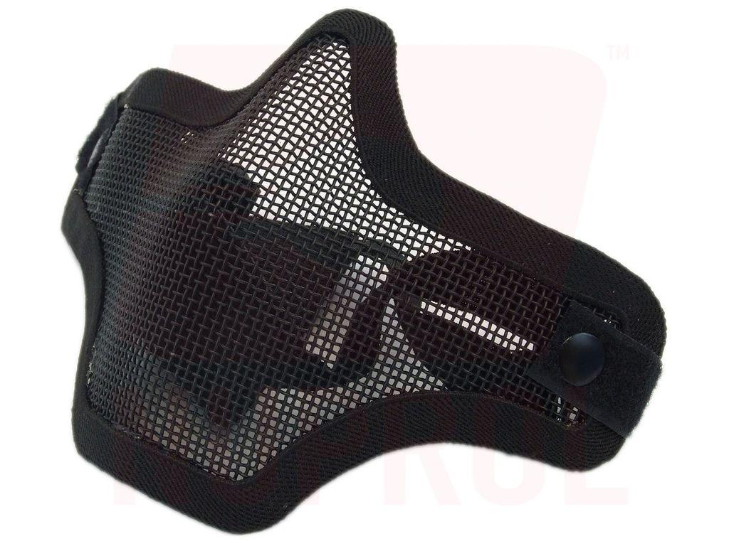 Nuprol Nuprol Mesh Lower Face Shield V1 - Black