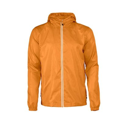 Geocaching Regenjas oranje