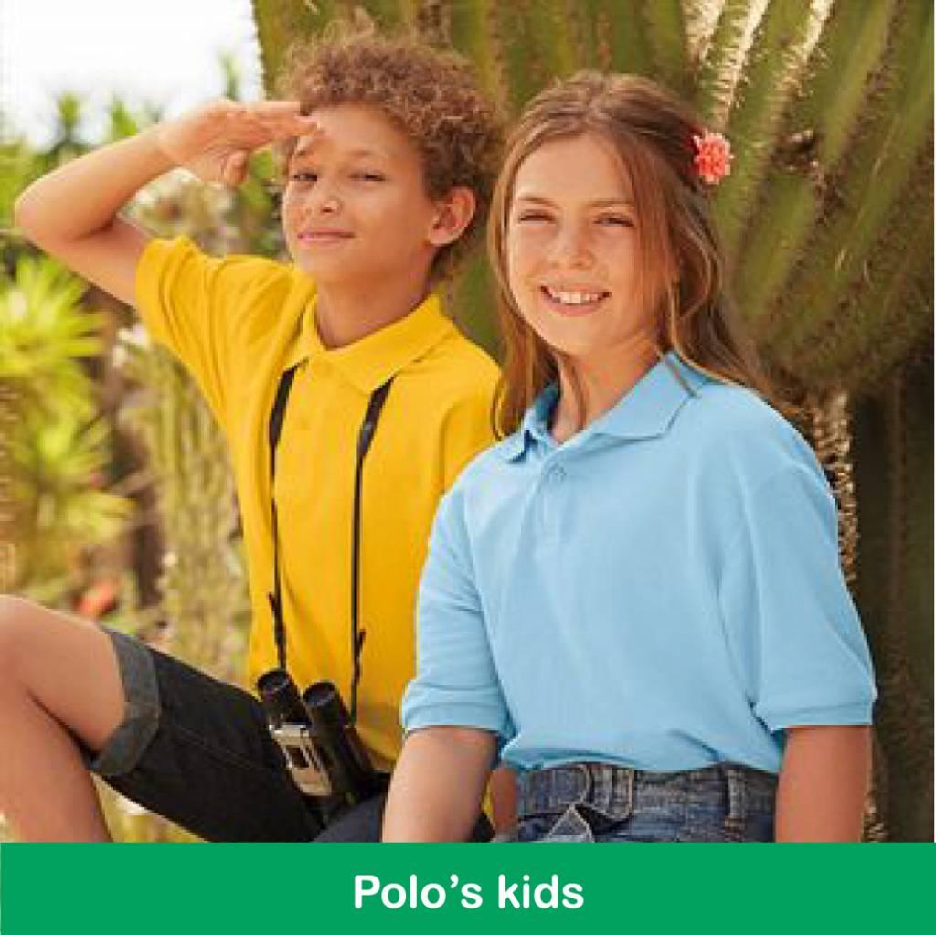 Polo's kids