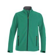 Geocaching Softshell jacket frisgroen