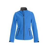 Geocaching Softshell jacket dames ocean