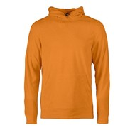 Geocaching Fleece hoodie heren oranje