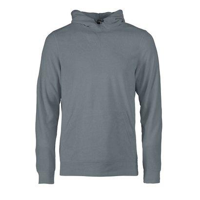 Geocaching Fleece hoodie heren metaal