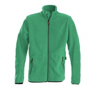 Geocaching Fleece jacket heren frisgroen