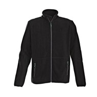 Geocaching Fleece jacket heren zwart