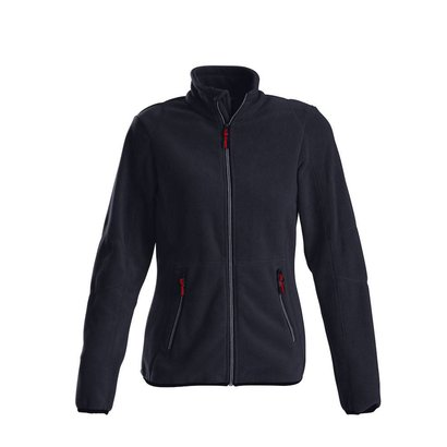 Geocaching Fleece jacket vrouwen marine