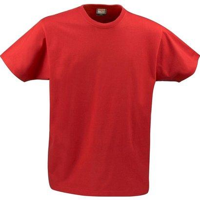 Geocaching t-shirt heren rood