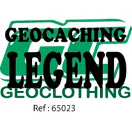 Geocaching legend
