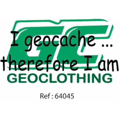 I geocache therefore I am