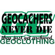Geocachers never die
