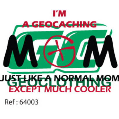 Geocaching Mom