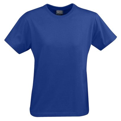 Geocaching t-shirt dames blauw