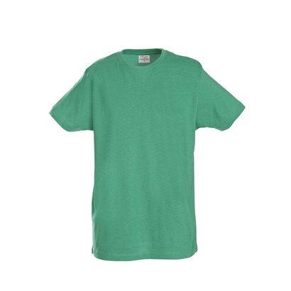 Geocaching t-shirt heren frisgroen
