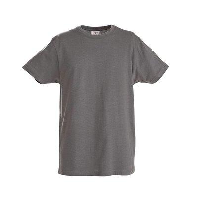 Geocaching t-shirt heren staalgrijs