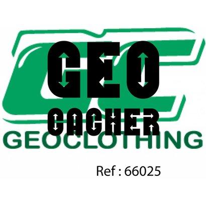Geocacher pijlen