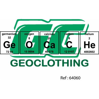 Geocaching table of elements