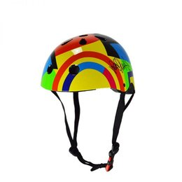 Kiddimoto Kinderhelm Hero Rossi Medium
