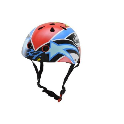 Kiddimoto Kinderhelm Hero Schwantz Small