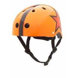 CoConuts Kinderhelm Orange Star Small