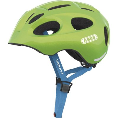 ABUS Kinderhelm Youn-I Sparkling Green M