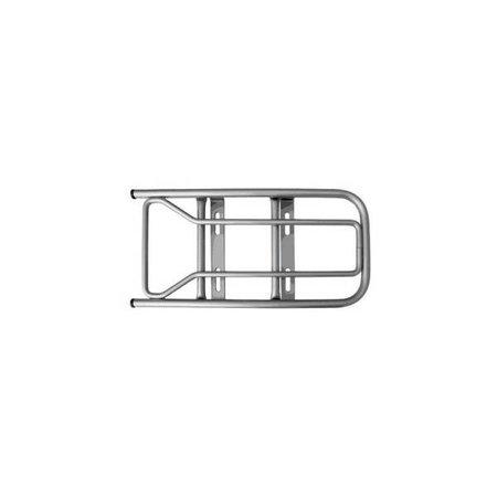 Yepp Easyfit drager zilver XL – met extra ruimte voor fietstas!