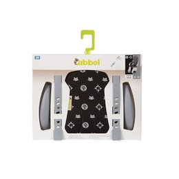 Qibbel Stylingset Luxe Voorzitje Family-black