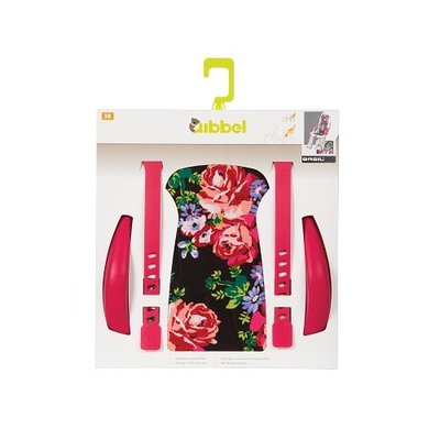 Qibbel Stylingset Luxe Achterzitje Blossom Roses Black