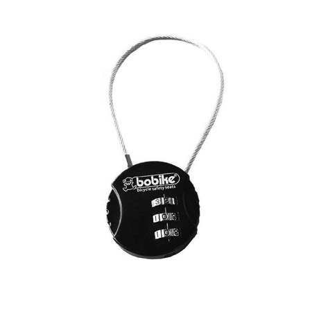 Bobike Mini kabelslot met cijfercode - multifunctioneel