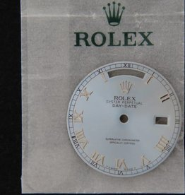 Rolex  Dial For Day-Date Platinum/Ice blue Aftermarket