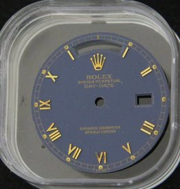 Rolex  Day-Date Dial Black 18038, 18238