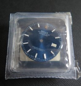 Rolex  Datejust Dial Blue NEW 116200, 116234